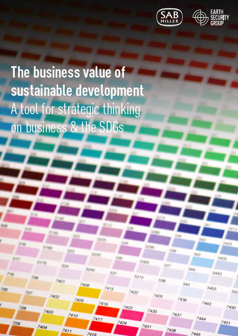 The business value of sustainable development
